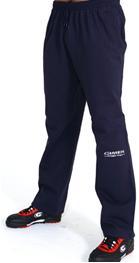 GIMER Pantalone in Felpa